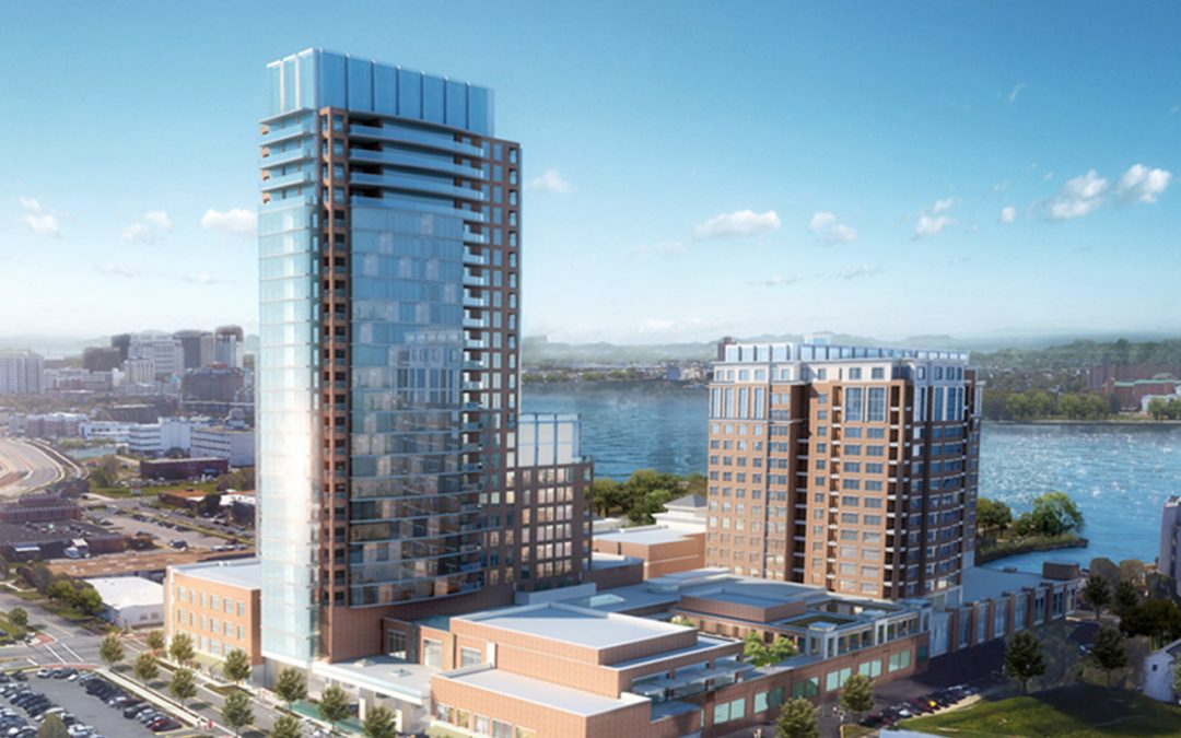 HARBOR'S EDGE EXPANDS UPSCALE RETIREMENT LIFESTYLE WITH THE RIVER TOWER COMING IN 2020
