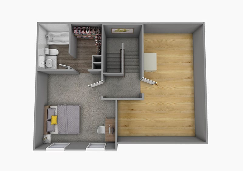 The Reserve at Burton Creek Offers Students Spacious Living – Perfect for Social Distancing